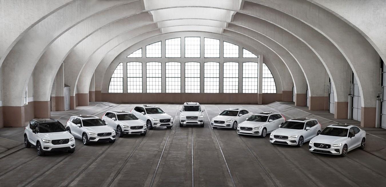 Volvo Schweiz steigert seine Marktanteile markant weiter