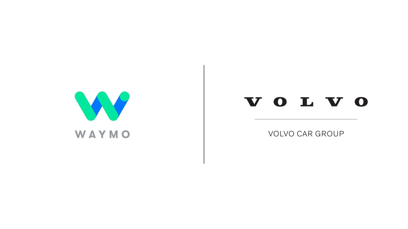 Volvo Car Group kooperiert mit Waymo