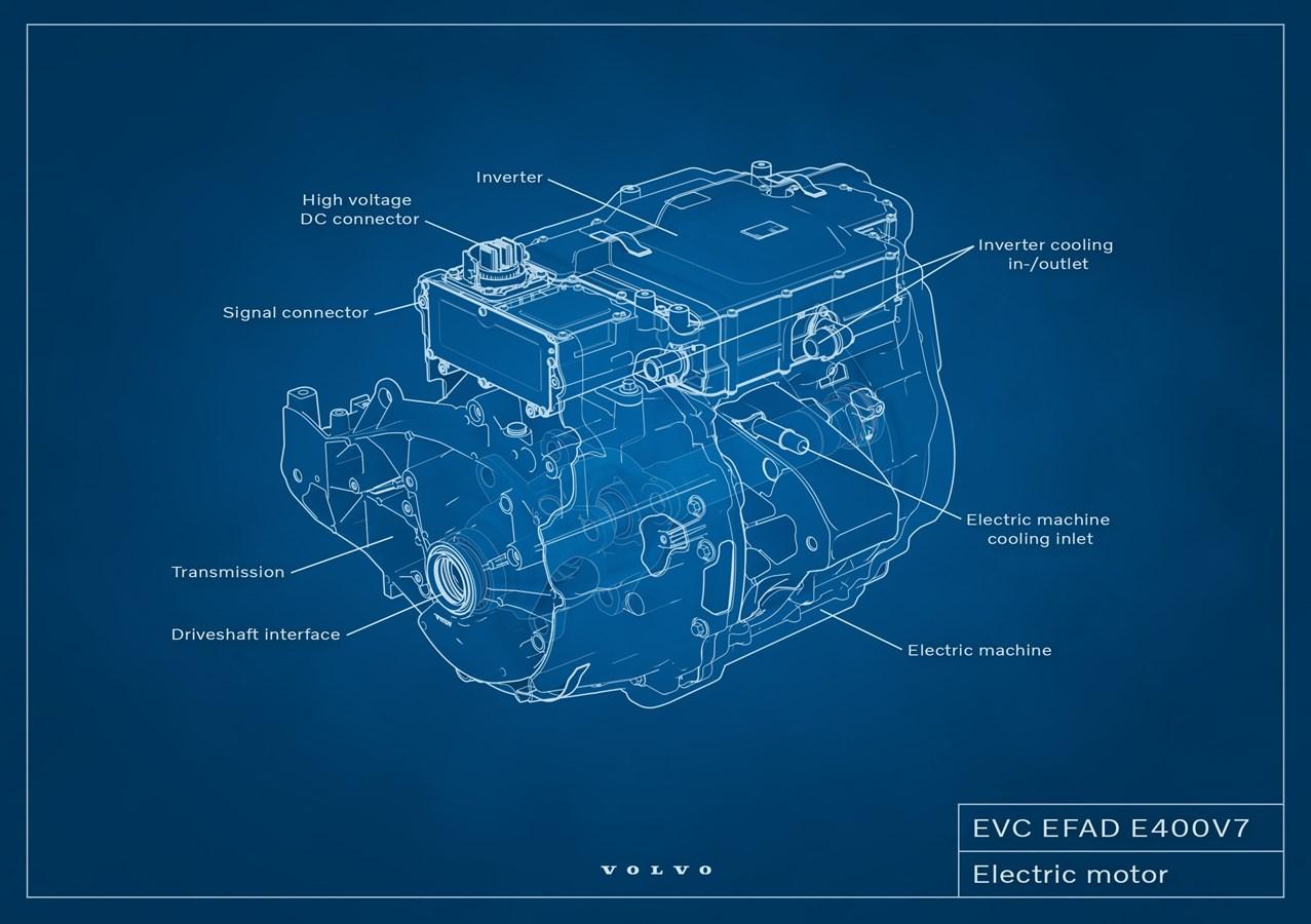 Volvo Cars investiert in die Entwicklung von Elektromotoren