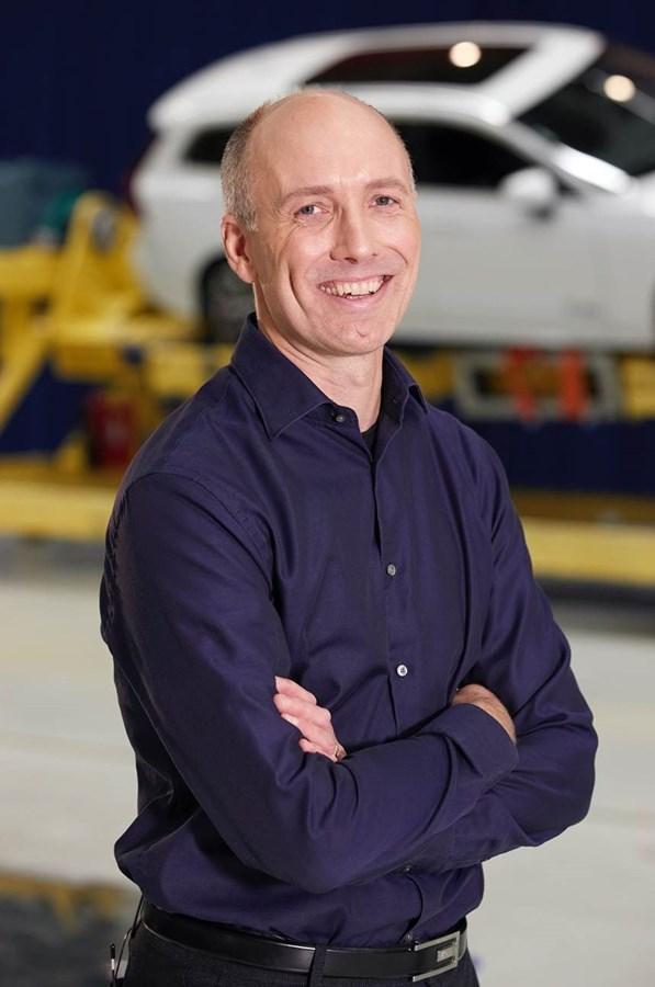 20 Jahre Testen und Lernen für die Sicherheit: Crash-Labor des Volvo Cars Safety Centre feiert Geburtstag