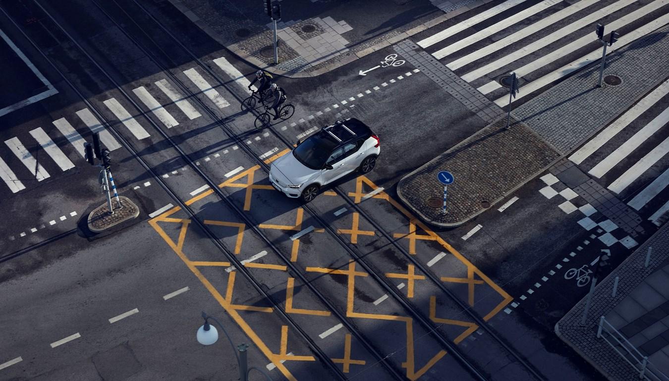 Volvo Cars unterstützt Göteborg auf dem Weg zur klimaneutralen Stadt