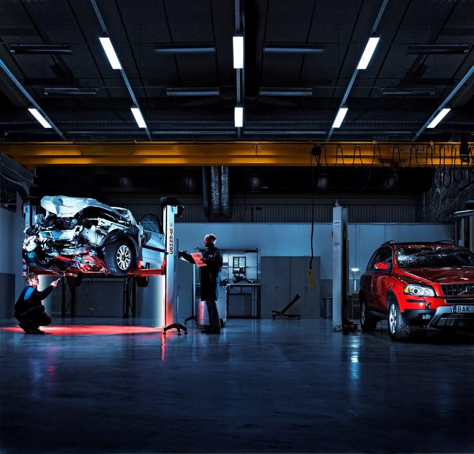 Un demi-siècle au service de la sécurité: l'équipe Volvo Cars de recherche sur les accidents fête ses 50 ans