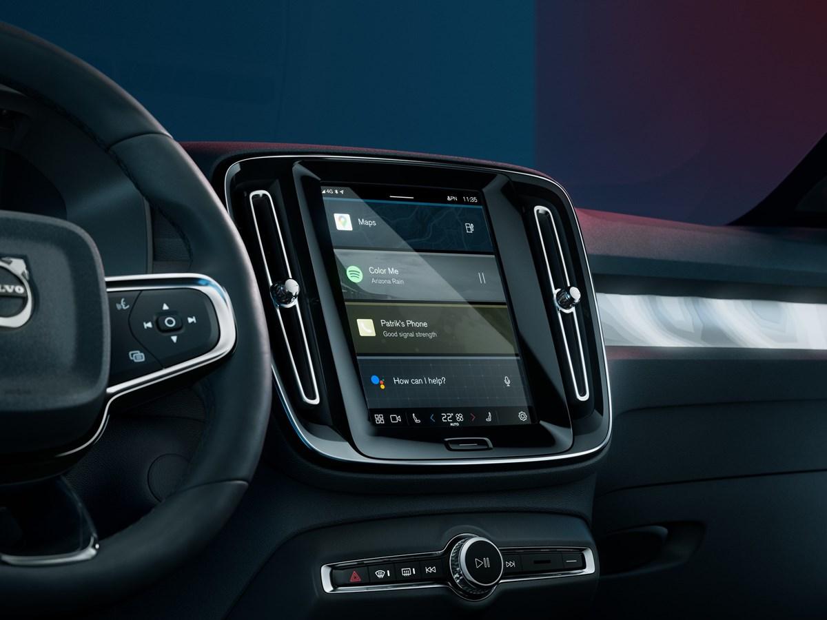 Volvo Cars e lo specialista in tecnologie ECARX hanno in progetto la creazione di una joint venture per l'infotainment