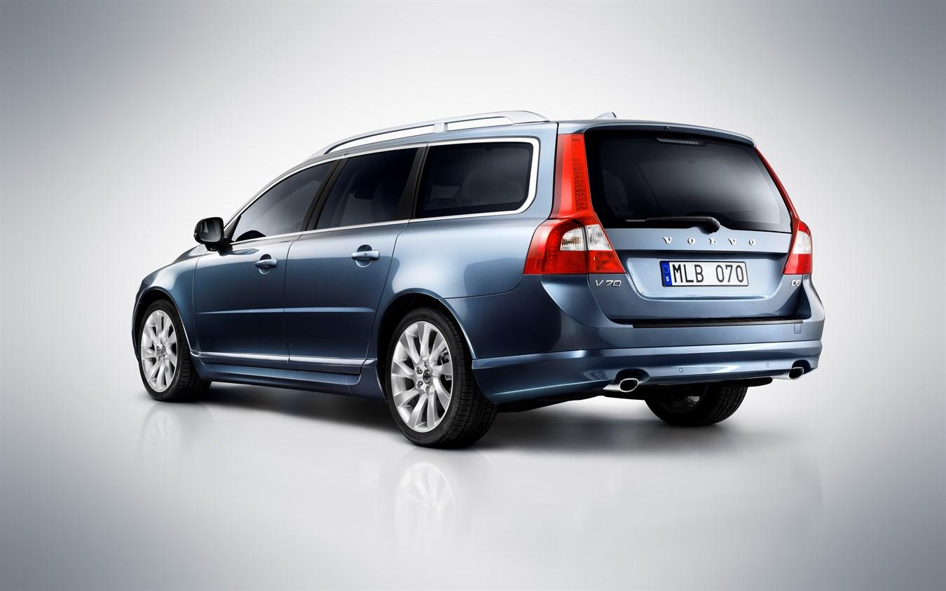 Volvo D3 En D5 Motoren Hogere Prestaties Bij Lager Verbruik Car Nederland Mediacentrum