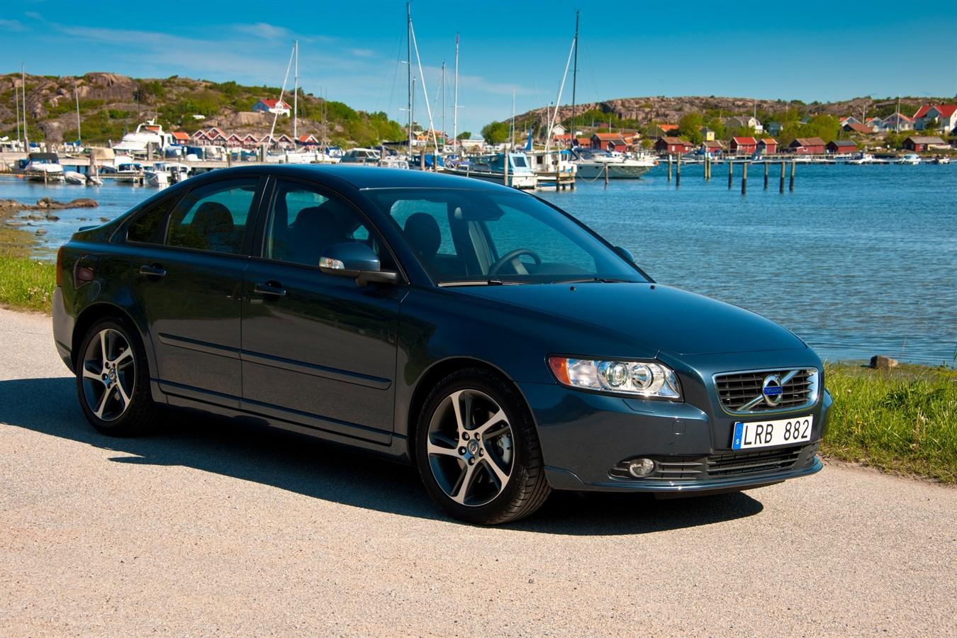 Volvo S40 - Volvo Car UK Media Newsroom