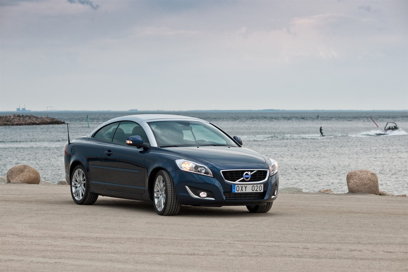 Volvo C70 Model Year 2012 Volvo Car Austria Pressezentrum