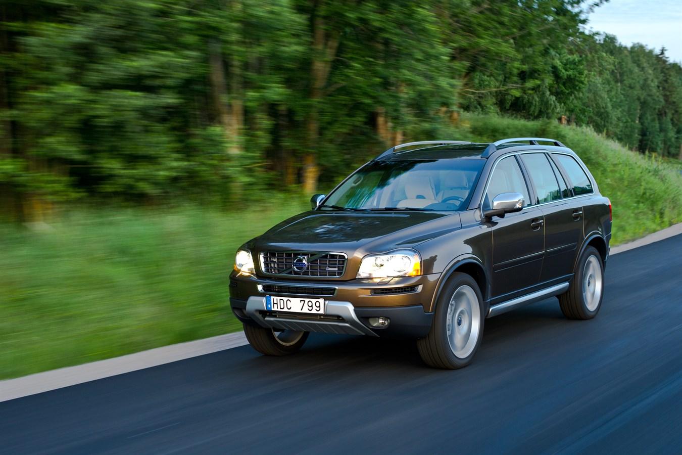 Volvo xc90 suv bestseller feiert zehnten geburtstag volvo car austria pressezentrum