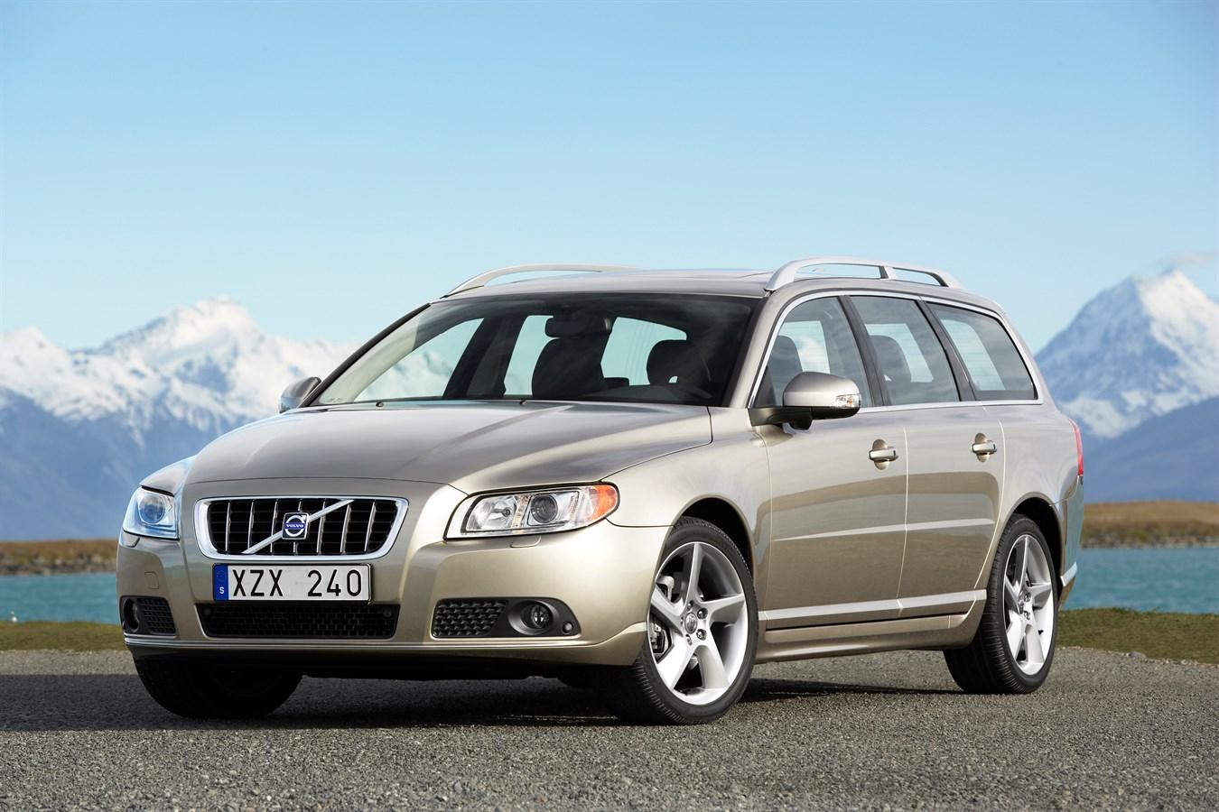 All new volvo v70 model year 2008 volvo car group global media newsroom