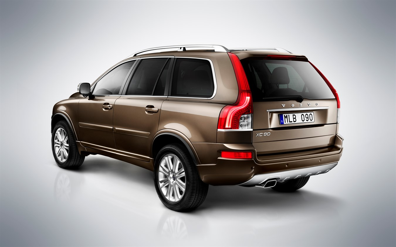 The new Volvo XC90 - updates to a motoring icon - Volvo Car
