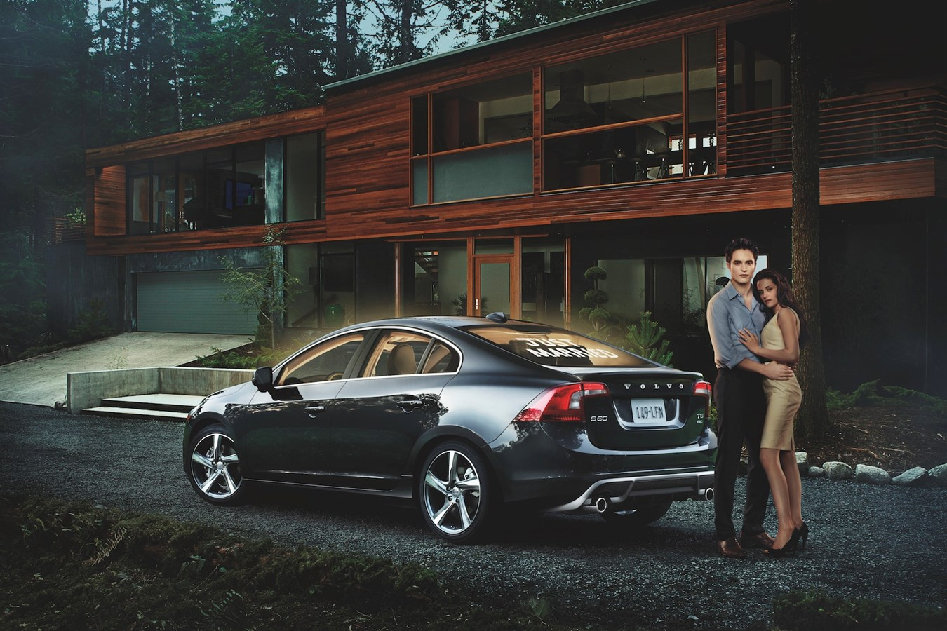 Volvo Shimmers Once More In Summit Entertainment's The