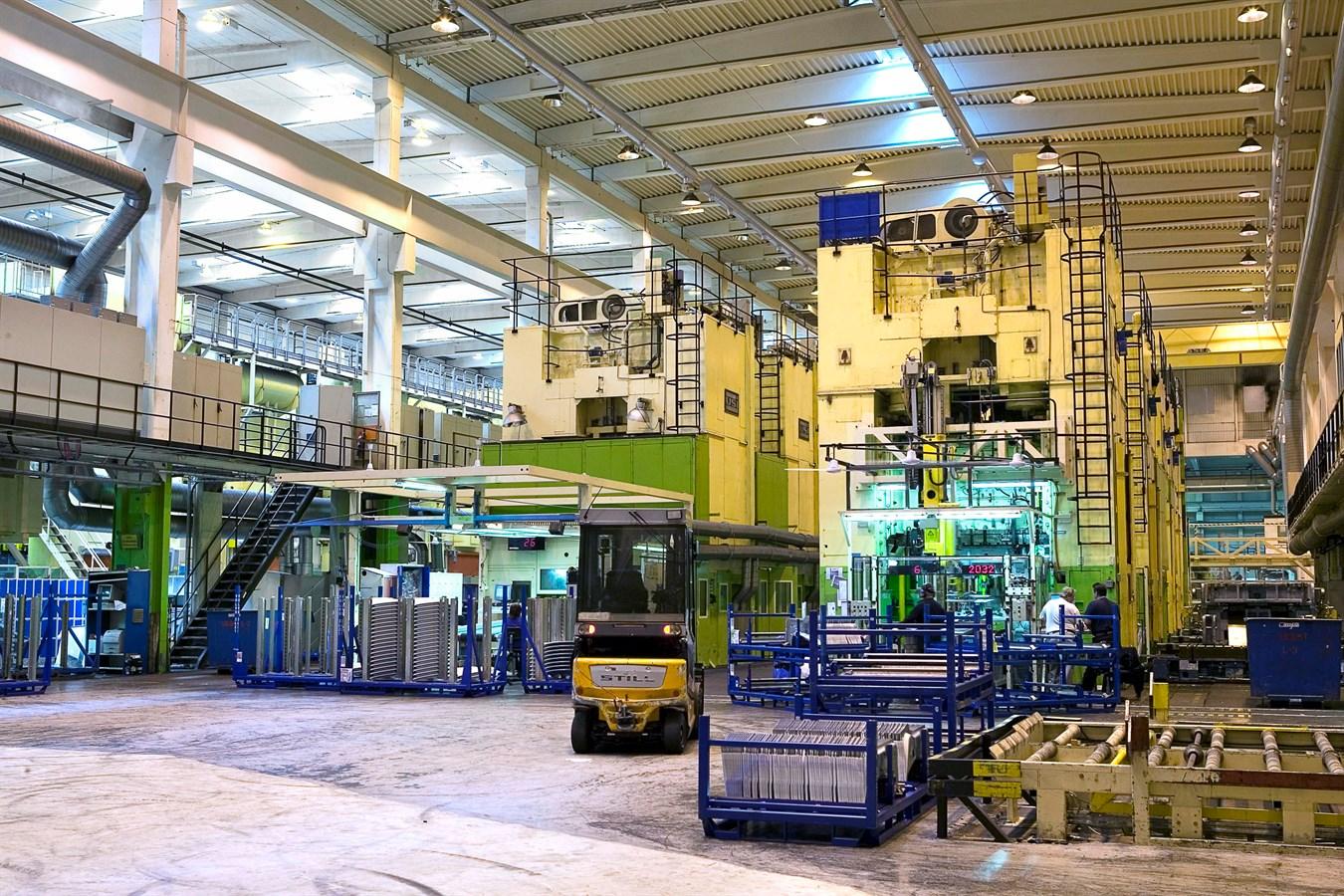 Volvo Cars Body Components in 2006 - Olofström/Göteborg ...