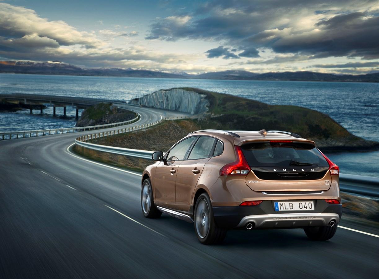 Heminredning Country Style : Volvo v cross country premiärvisas på bilmässa i stockholm