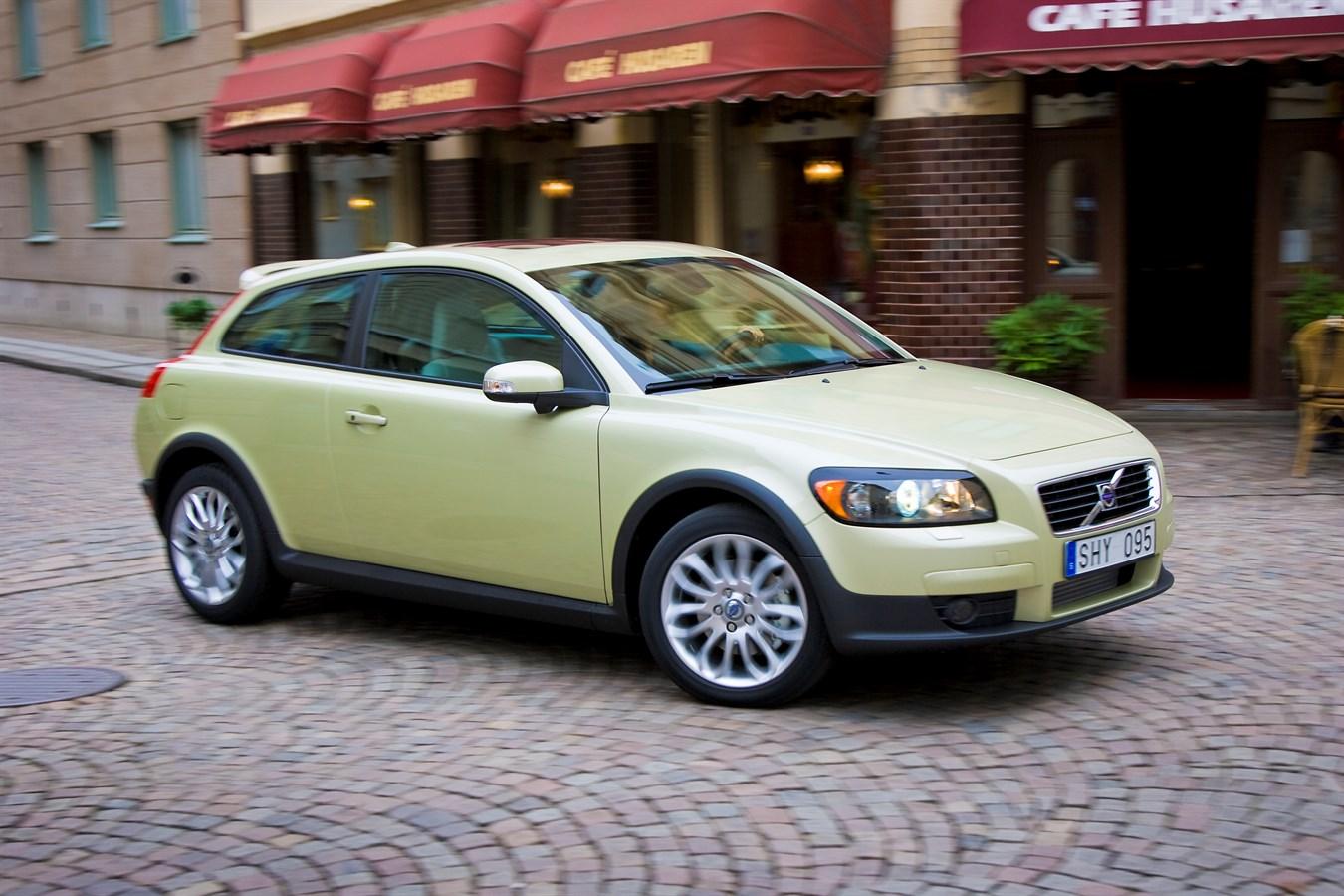 Volvo C30 Model Year 2008 Volvo Cars Global Media Newsroom
