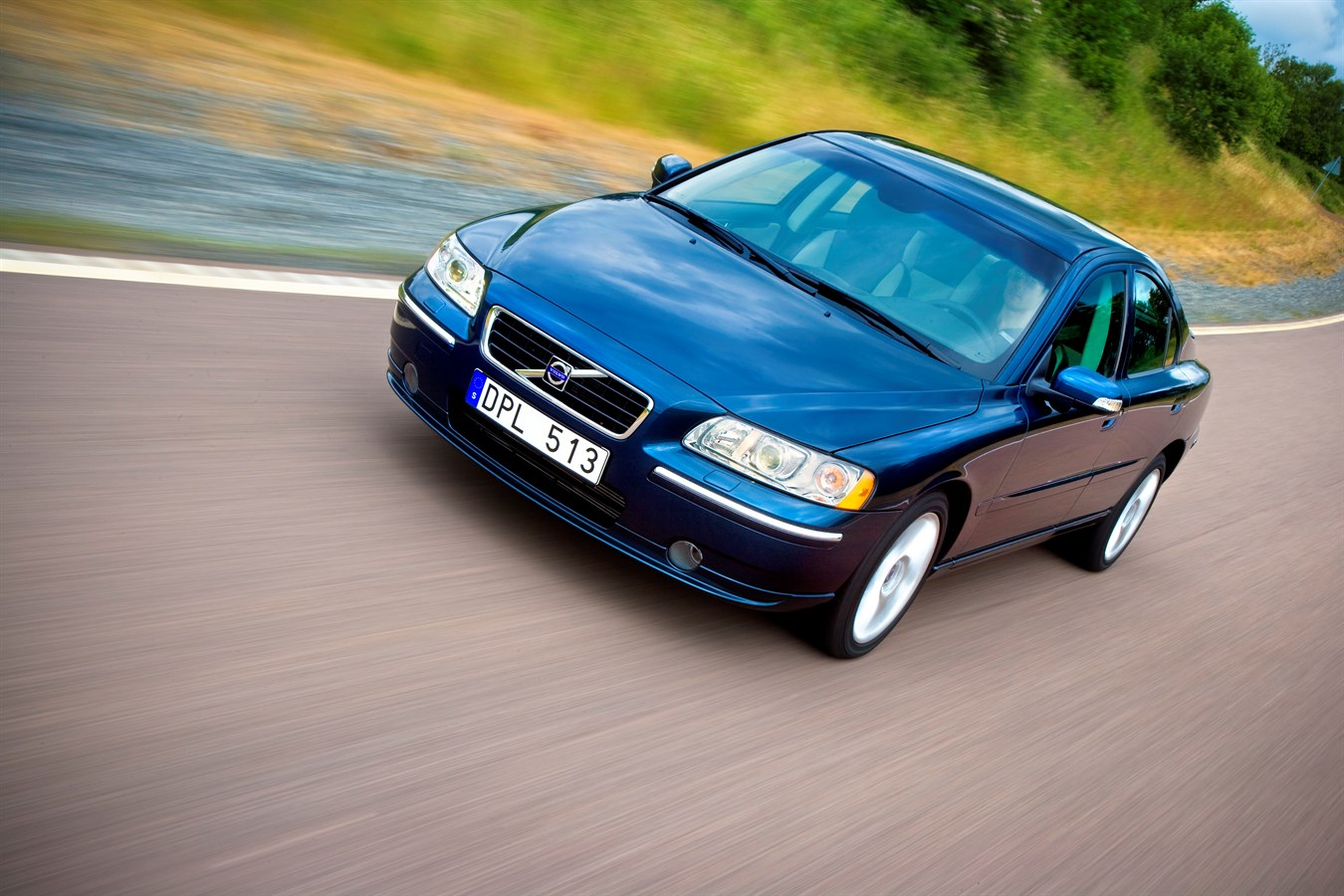 Volvo S60 Model Year 2008 Volvo Cars Global Media Newsroom