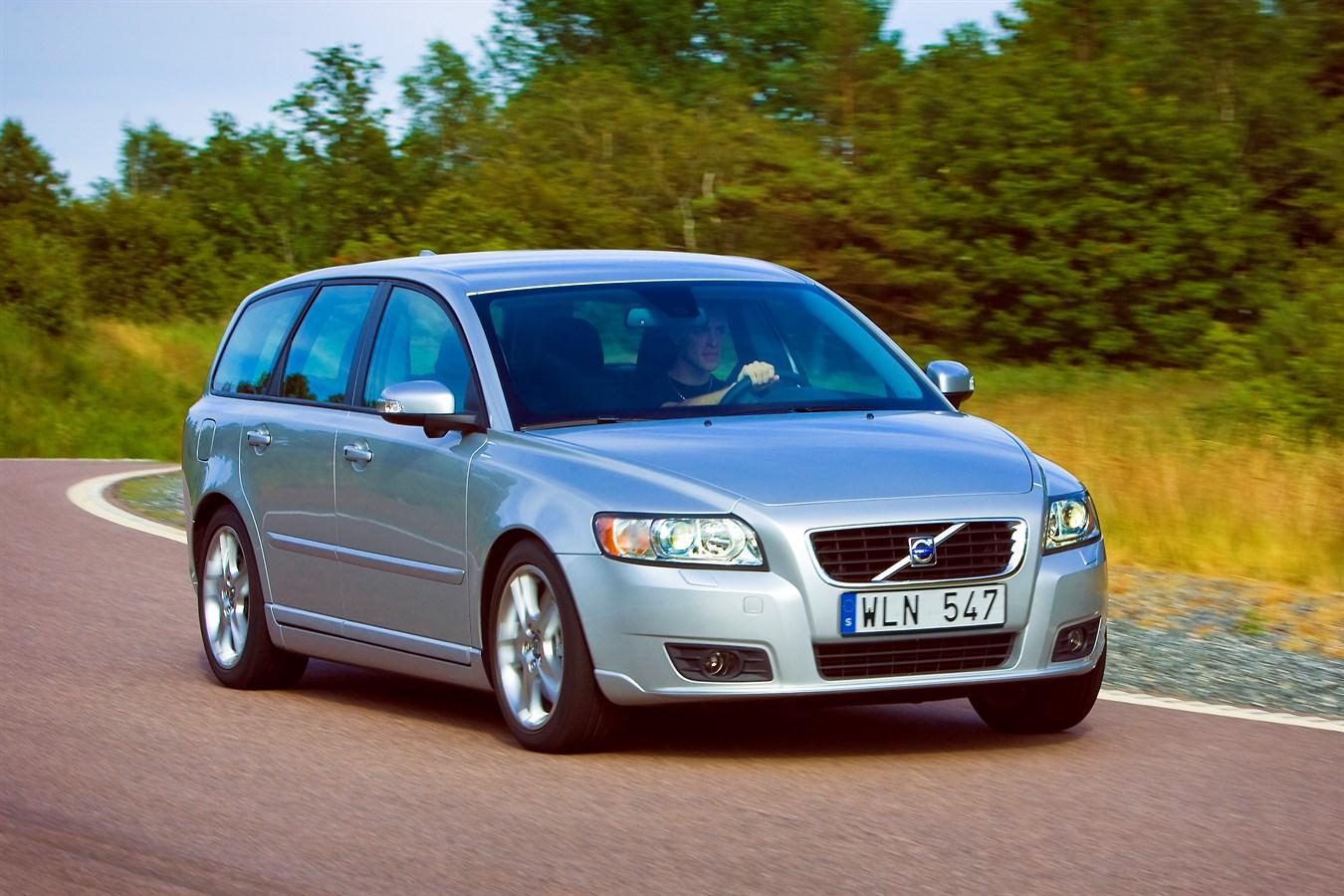 Volvo V50 - model year 2008 - Volvo Car Group Global Media Newsroom
