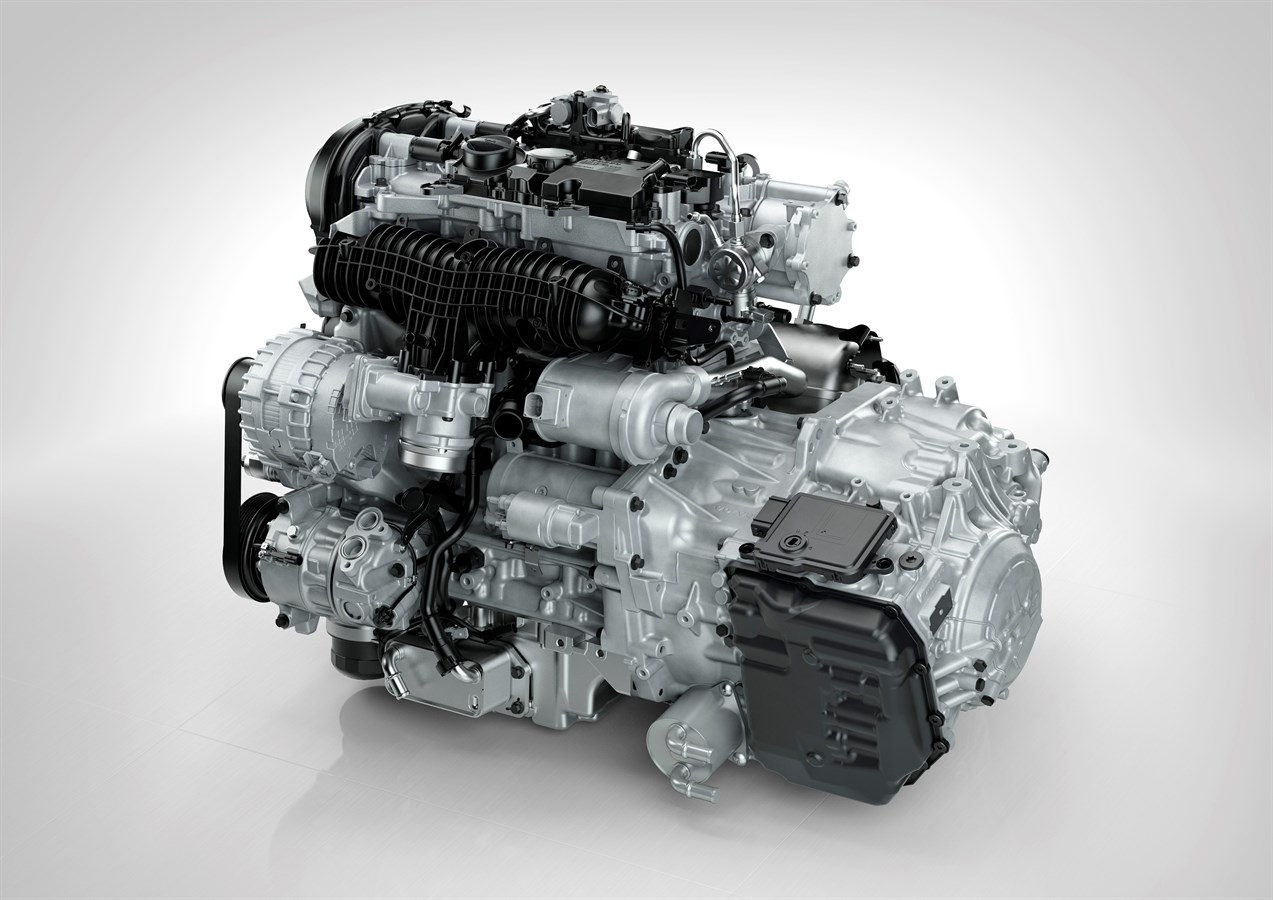 Volvo Cars 39 New Drive E Powertrains Efficient Driving