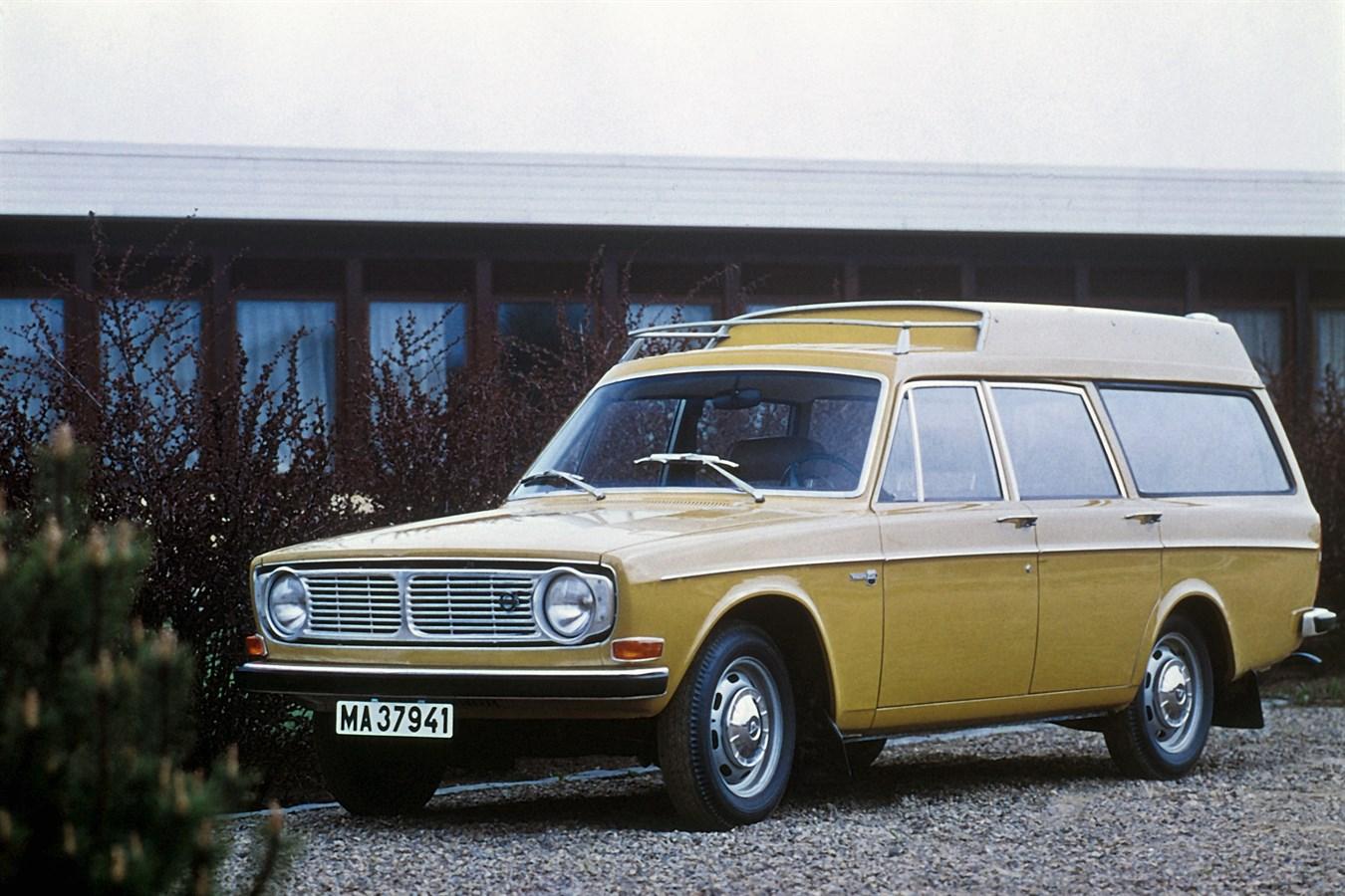 Volvo 145 Express - Volvo Car UK Media Newsroom