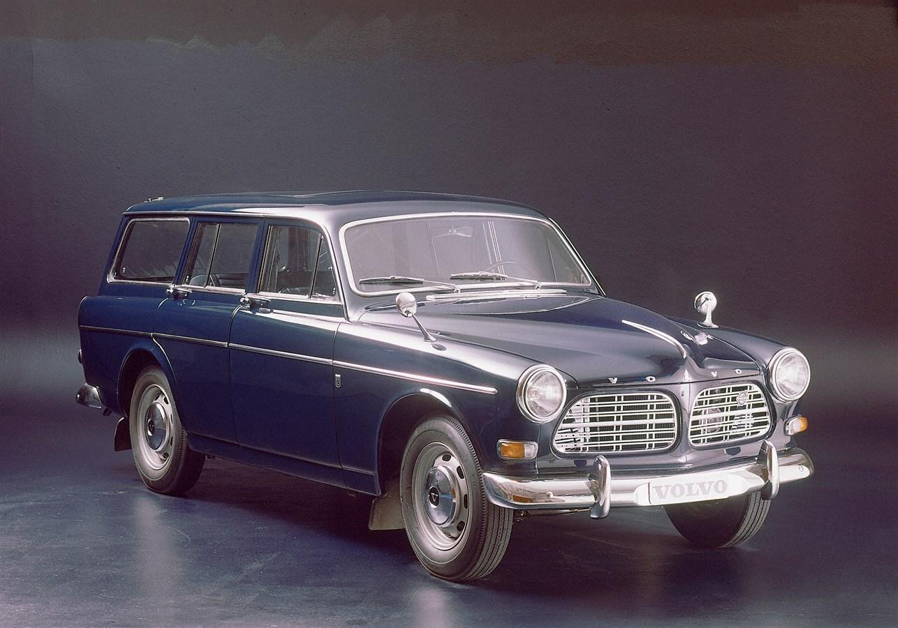 VOLVO P220 AMAZON ESTATE (1962-1969) - Volvo Car USA Newsroom