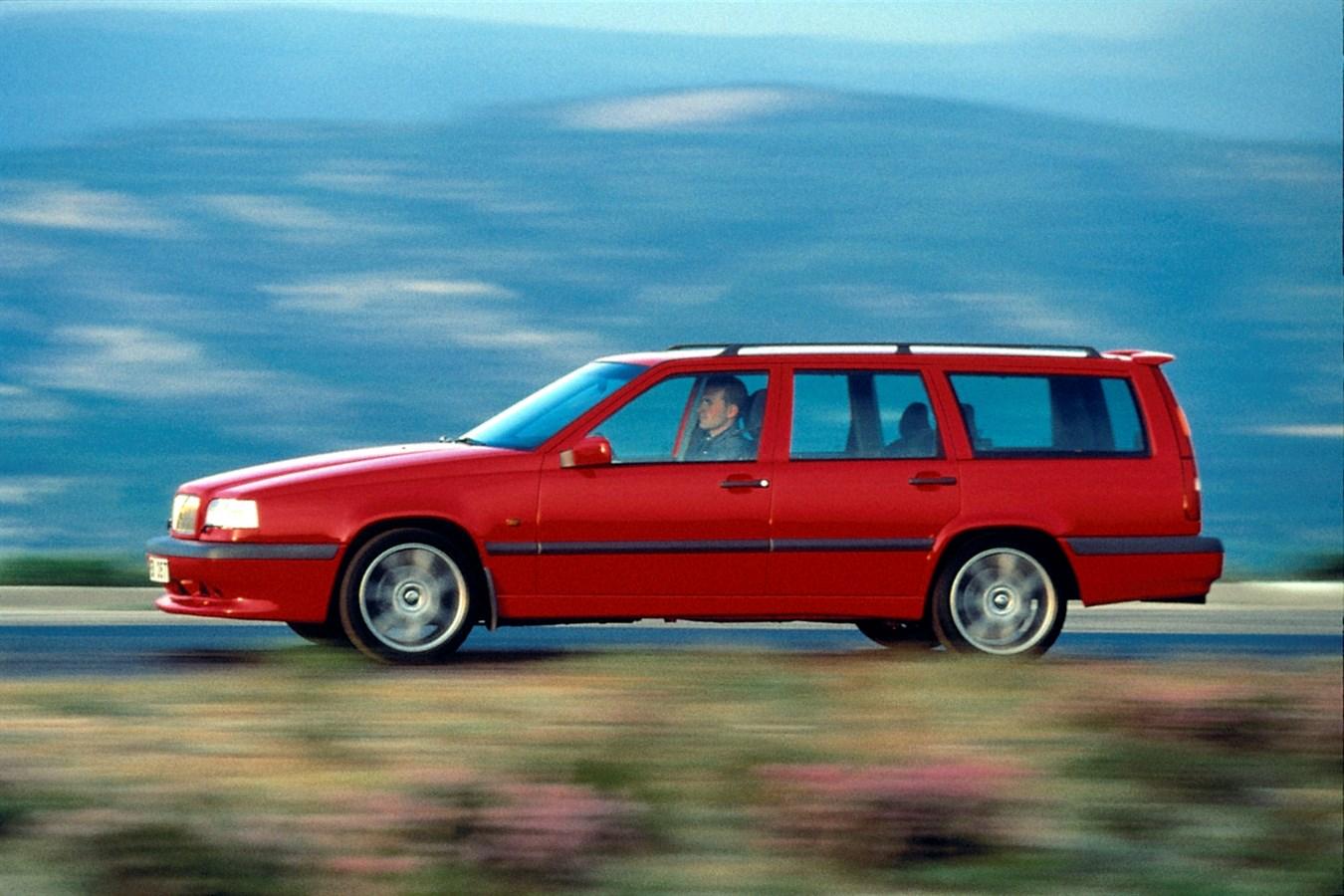 VOLVO 850 (1991-1996) - Volvo Car USA Newsroom