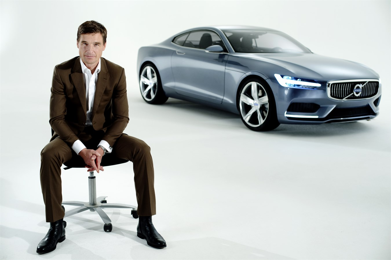 Thomas Ingenlath Chief Design Officer Volvo Car Group