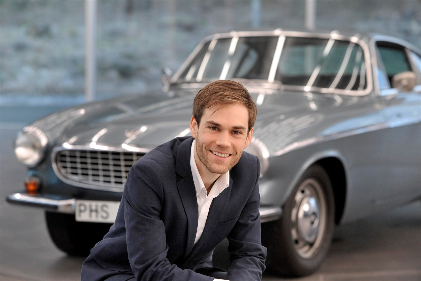 Maximilian Missoni, Design Chief Exterior at Volvo Cars