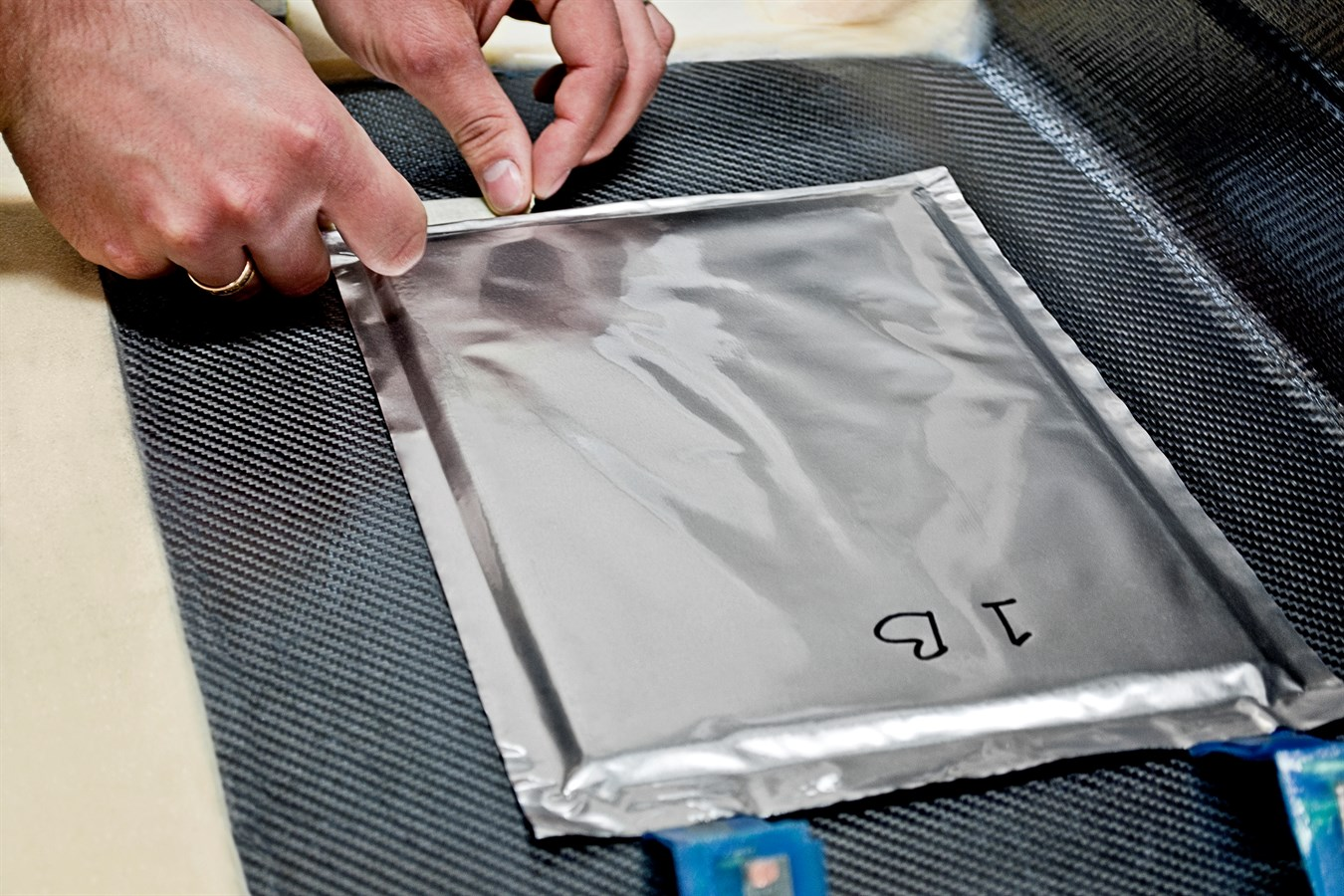 Volvo Car Group make conventional batteries a thing of the past