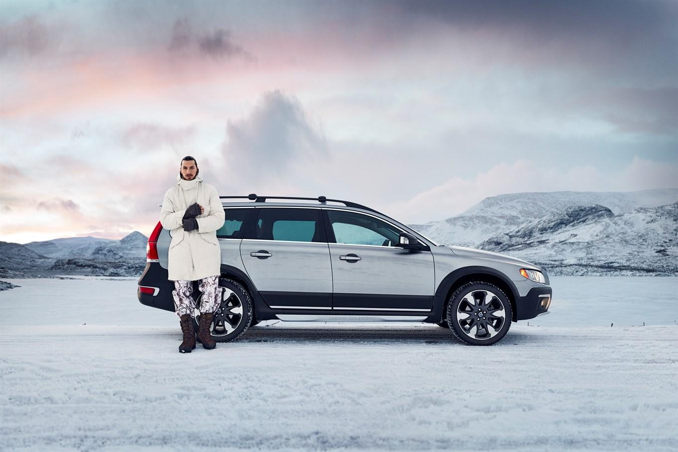 Swedish icons Volvo Cars, Zlatan Ibrahimović and Max Martin celebrate Sweden together