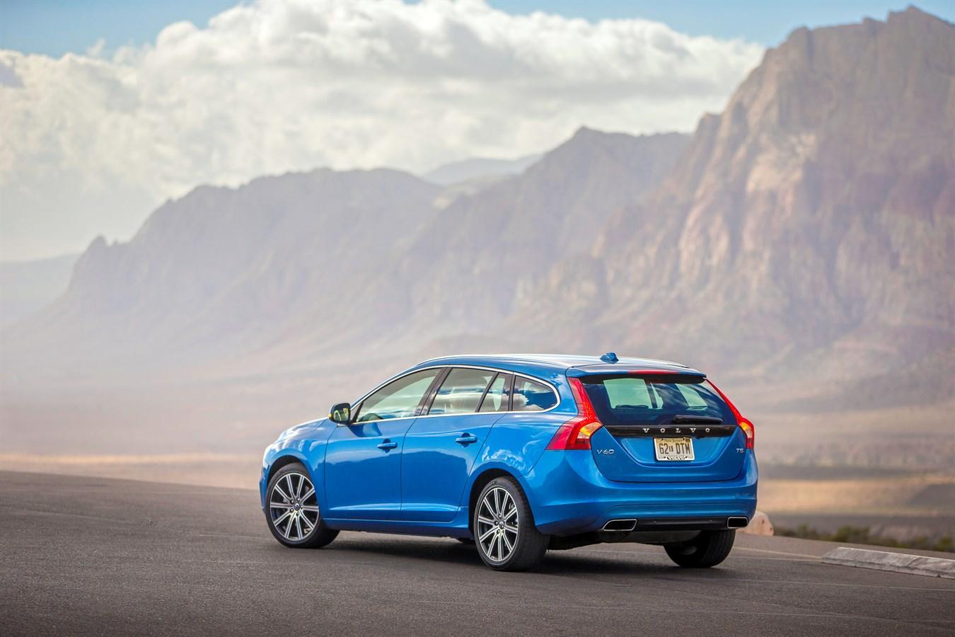 Model Overview 2015 5 Volvo V60 Volvo Car Usa Newsroom