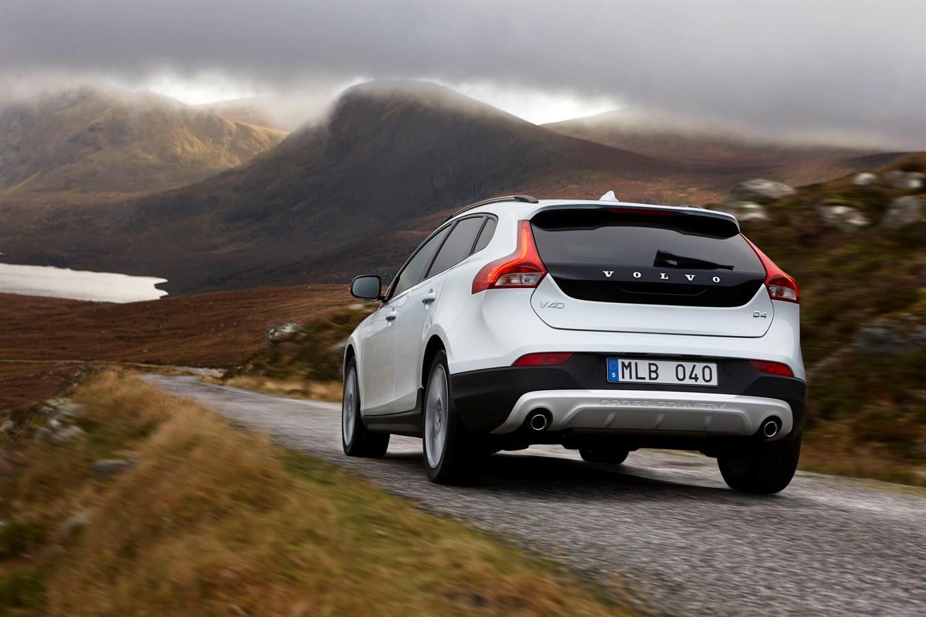 Volvo V40 Cross Country - model year 2015 - Volvo Cars Belux Media