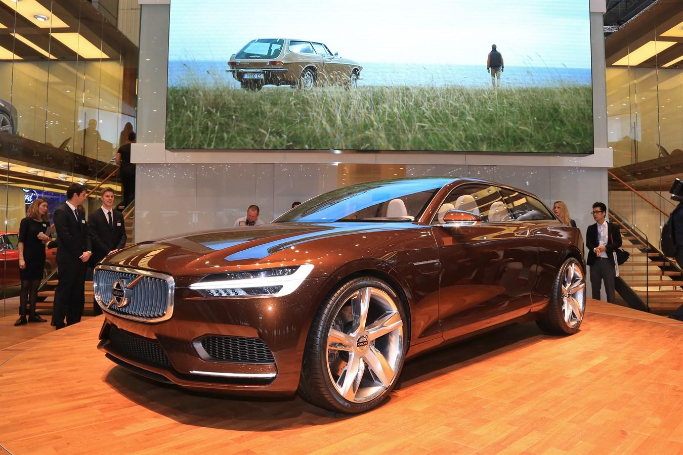 Volvo Concept Estate - Genève 2014