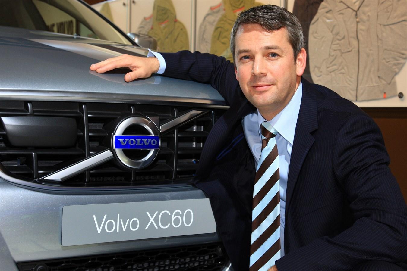 Christophe Bouiller Directeur Marketing & Communication Volvo Car France
