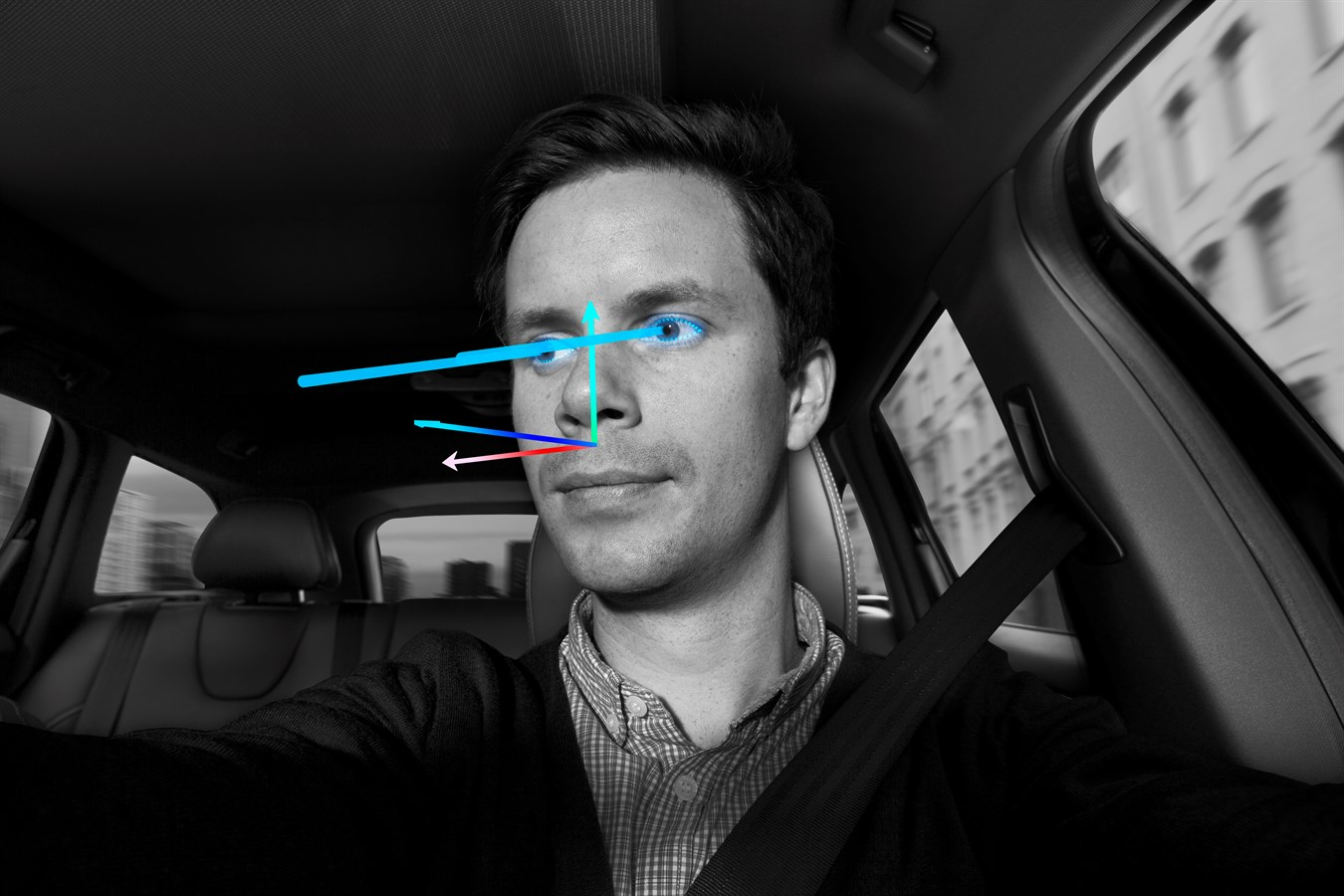 Volvo Cars conducts research into driver sensors in order to create cars that get to know their ...