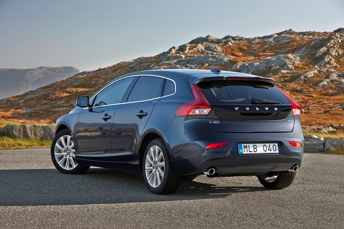 Volvo V40 - Volvo Car UK Media Newsroom
