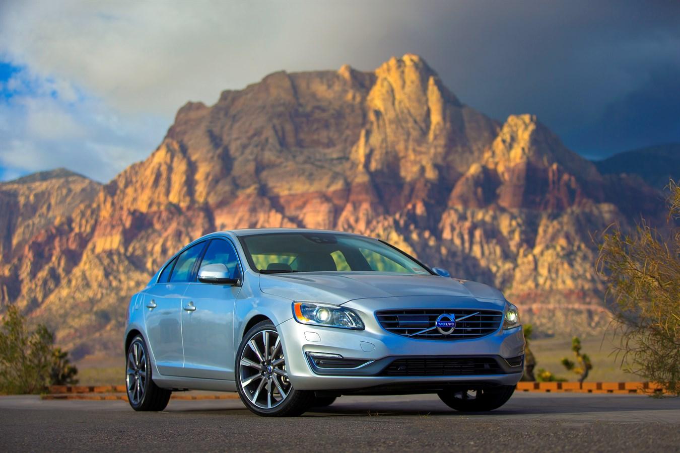 Volvo S60 Model Year 2015 Volvo Car Group Global Media Newsroom