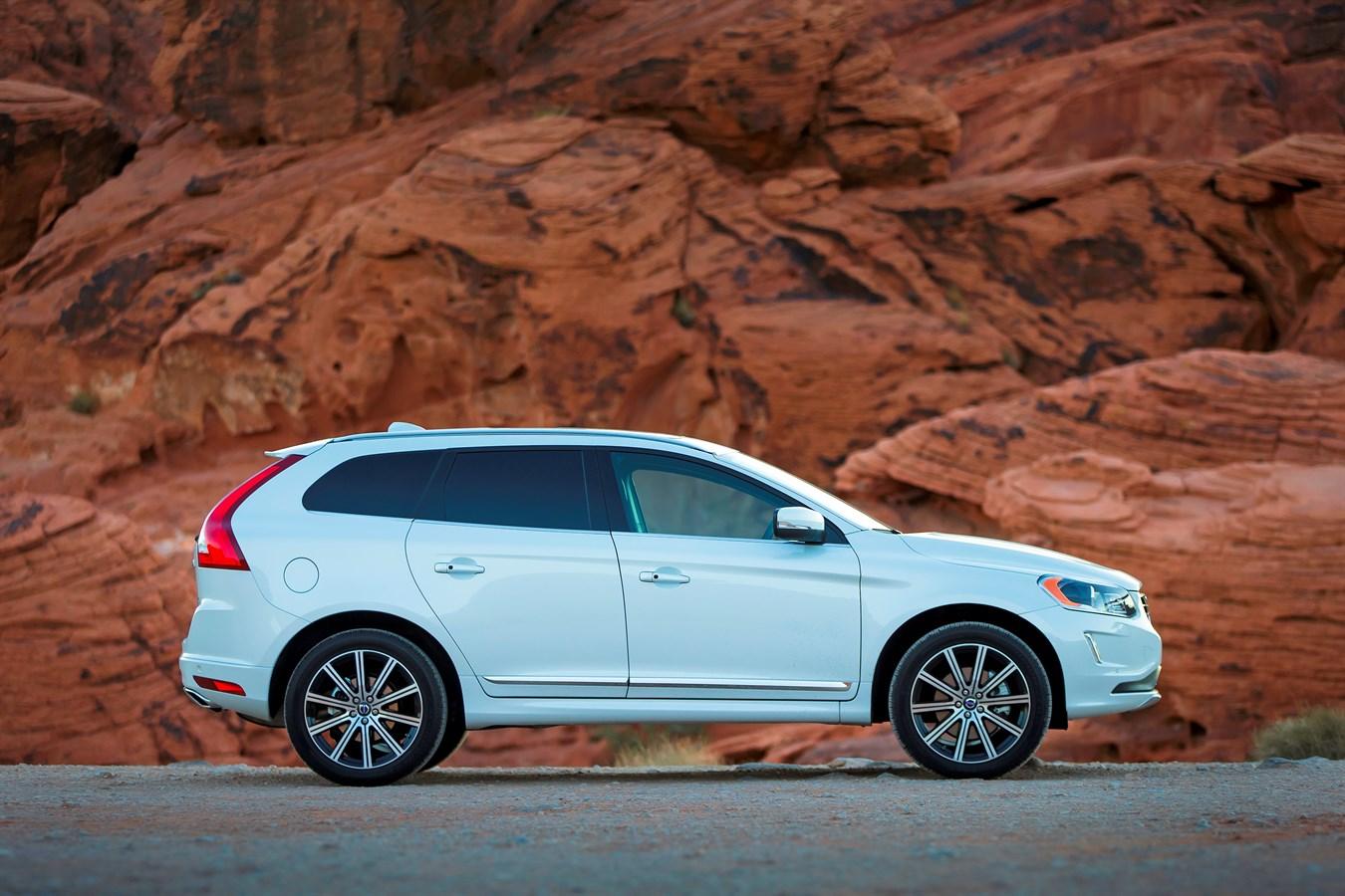 Le Volvo Xc60 Est Le Suv Le Plus Vendu En Europe Dans Sa
