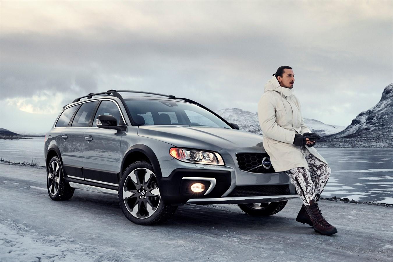 Volvo xc 70 2015