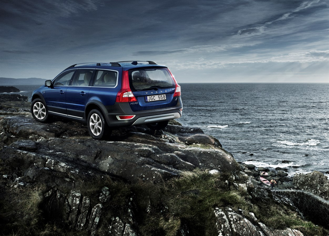 Volvo Cars Introduces Special Edition To Celebrate The Ocean Race Car Group Global Media Newsroom