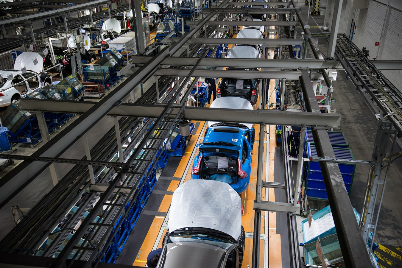 Volvo Cars starts production of the new Volvo S60 and V60 Polestar - Volvo Car Group Global ...