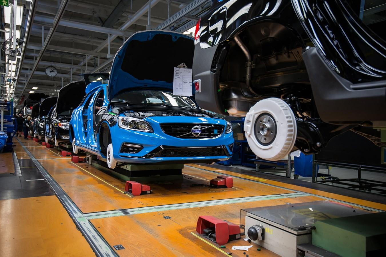 Model Overview: 2016 Volvo S60 - Volvo Car USA Newsroom