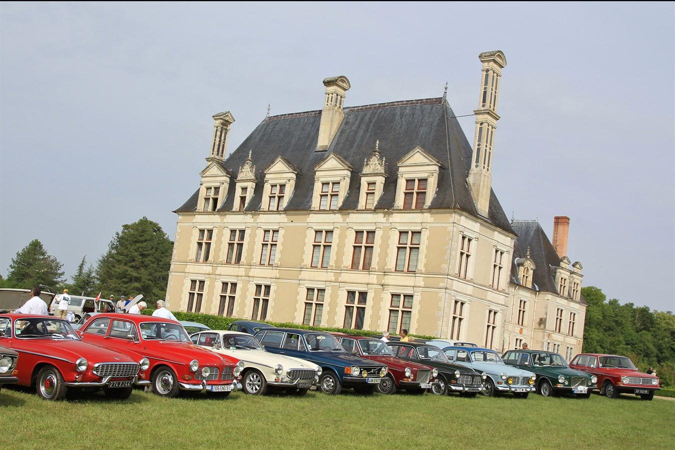 VIKING CLASSIC AUTO SHOW: L'EVENEMENT SUEDOIS 2010