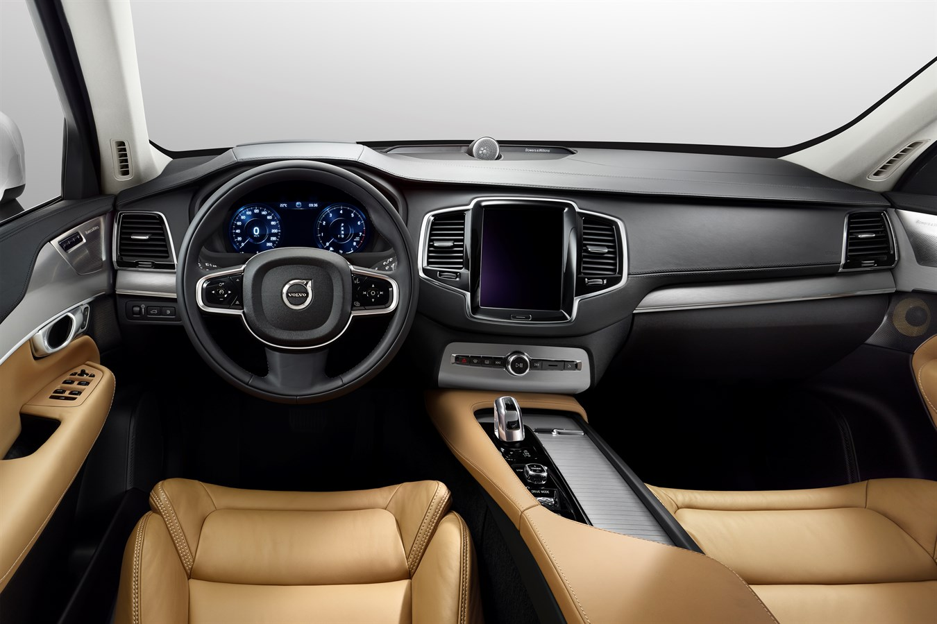 Volvo Xc90 Interior >> The All New Volvo Xc90 Interior Volvo Cars Global Media