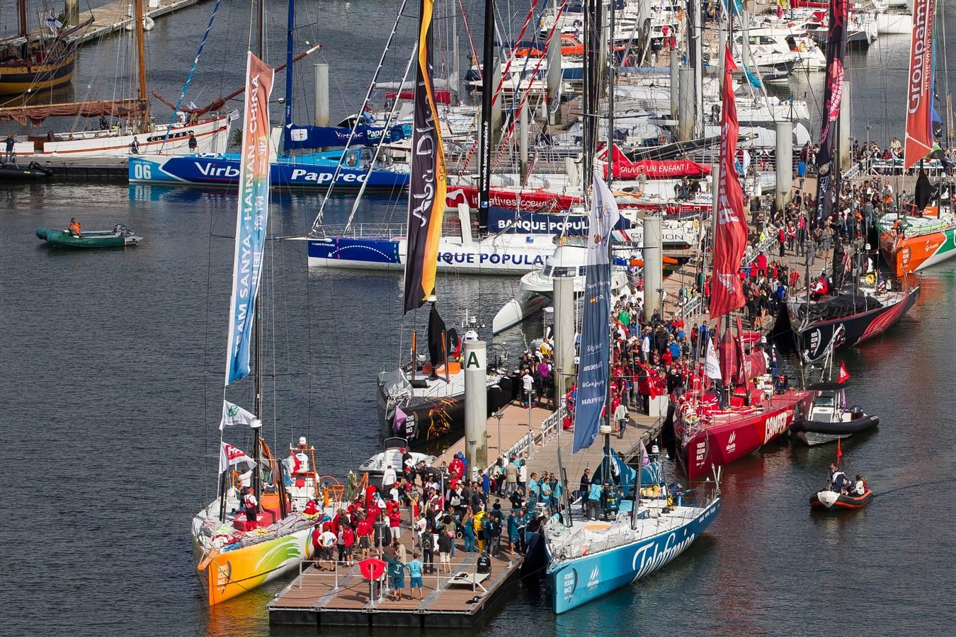 Volvo Ocean Race 2014/2015