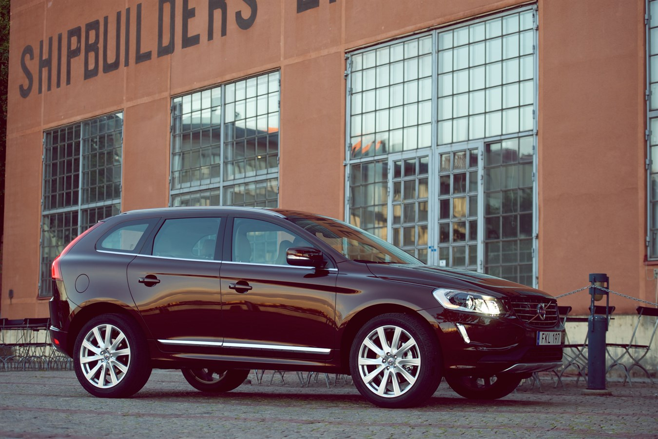 Volvo XC60 - model year 2015