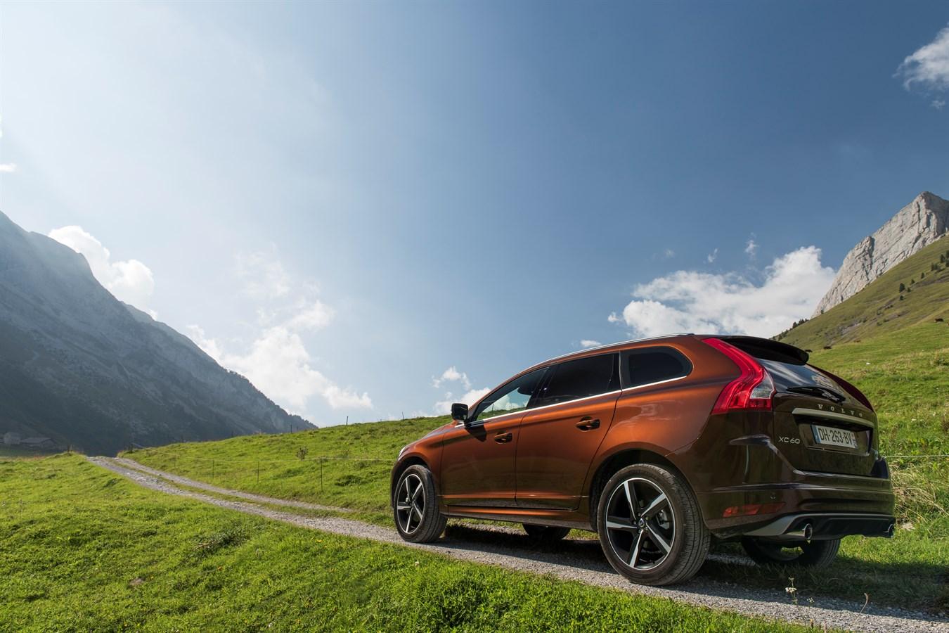 Volvo XC60 gamme Drive-E année modèle 2015