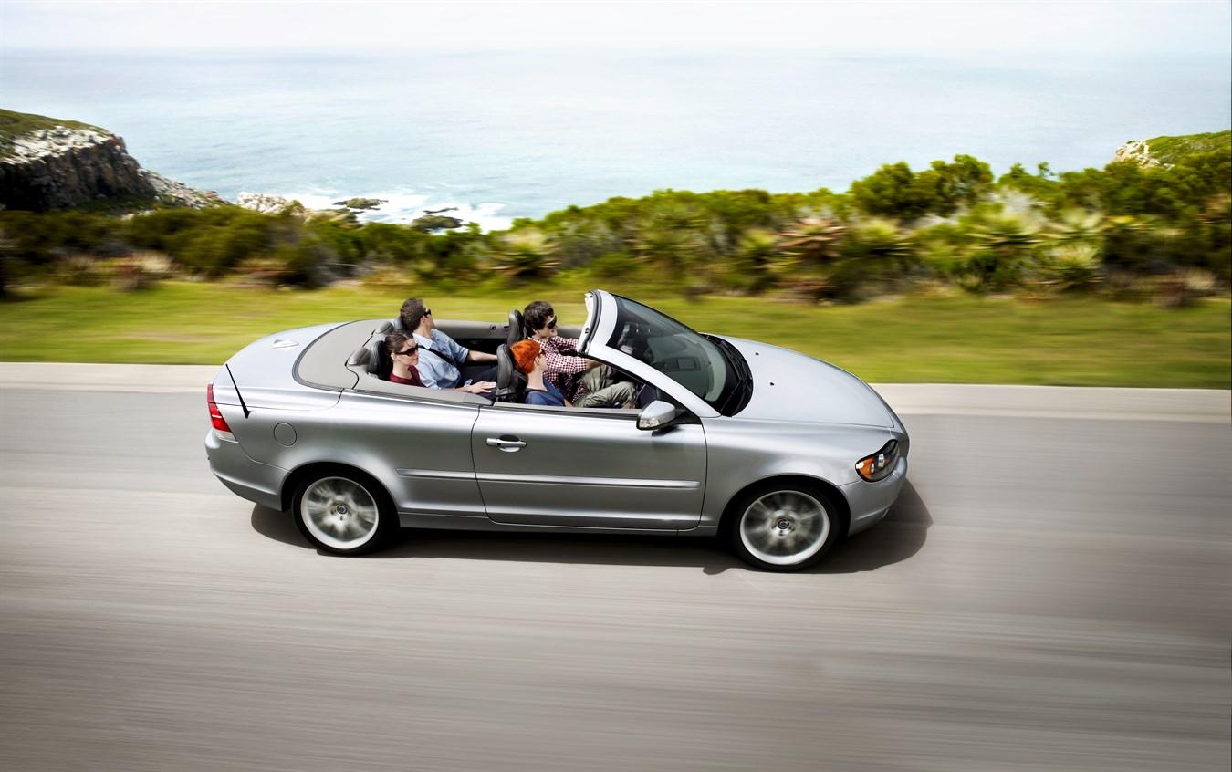 Volvo C70 Model Year 2009 Volvo Cars Global Media Newsroom