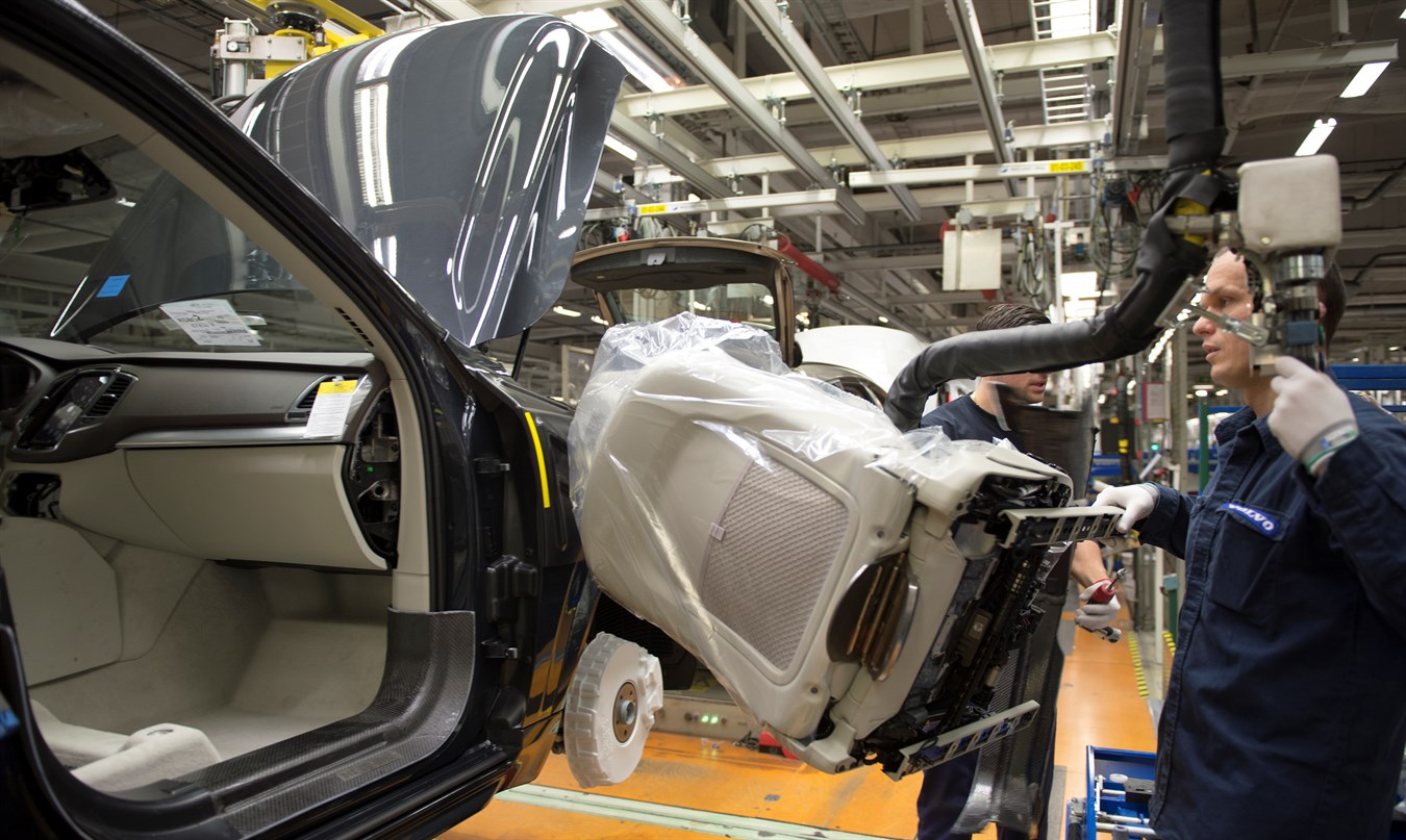 Volvo Cars Selects South Carolina For Its First American Factory Volvo Car Usa Newsroom