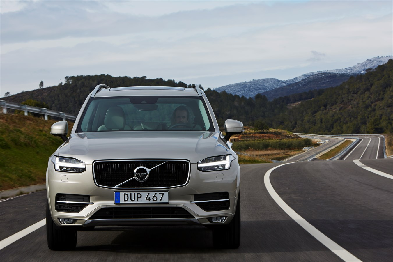 The all-new Volvo XC90 – model year 2016 - Site Média Volvo