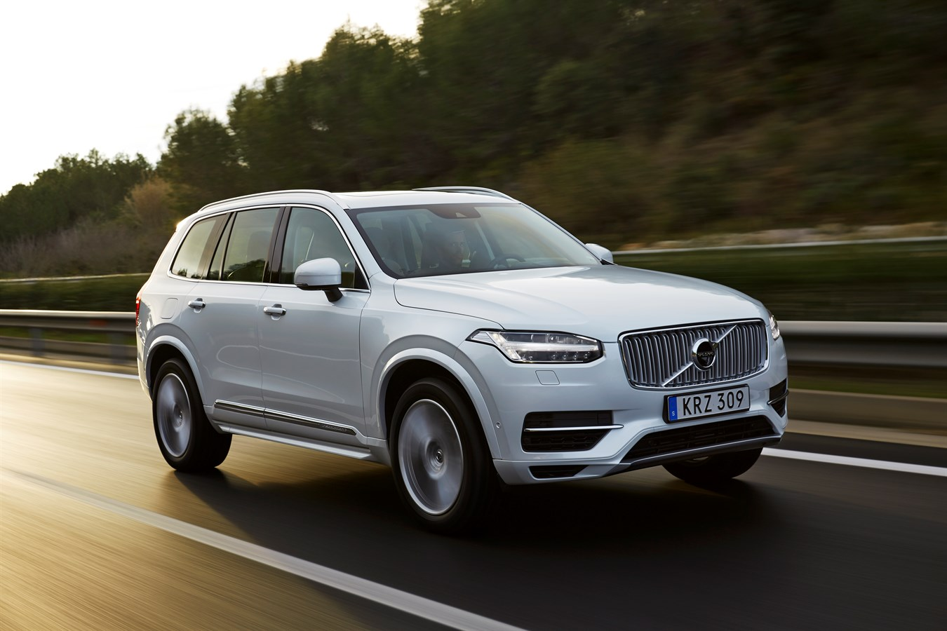 All New Volvo Named Automobile All Star Collects Three More