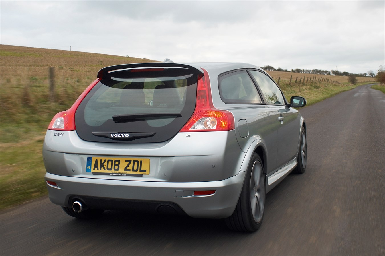 Volvo C30 SportsCoupe, Model Year 2009 - Volvo Car UK Media Newsroom
