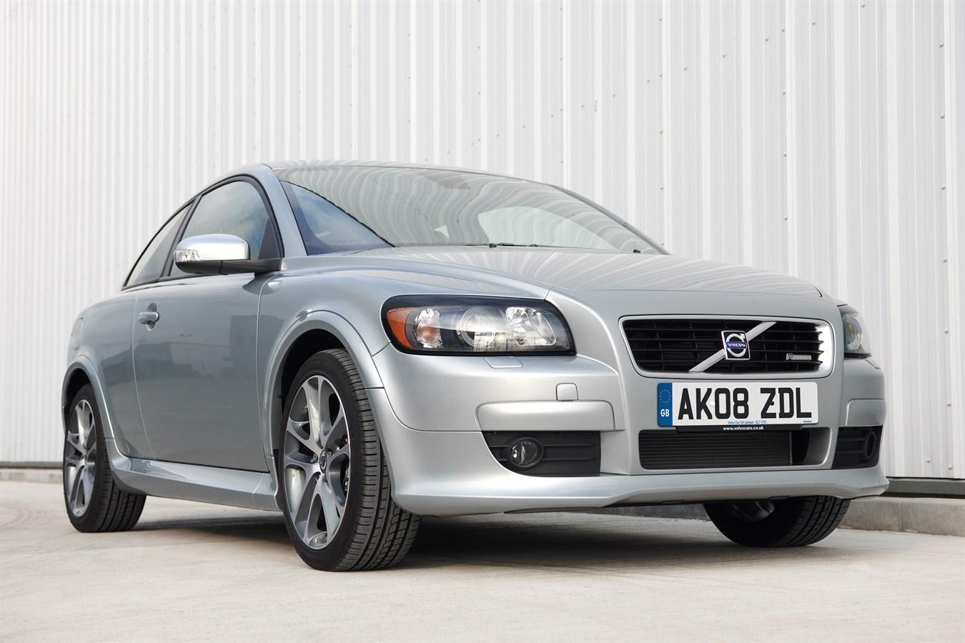 Volvo C30 SportsCoupe, Model Year 2009 - Volvo Car UK Media